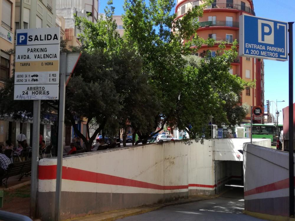 Parking País Valencià
