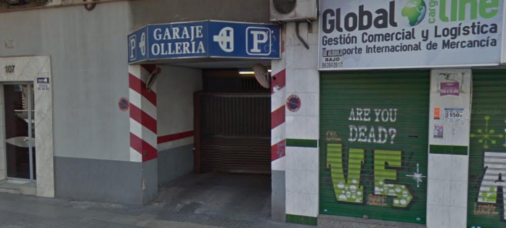 Garaje Ollería