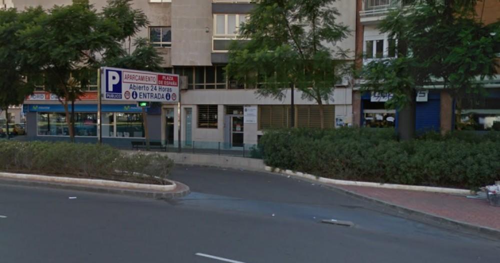 Parking Alameda-Murcia(e)n aparkatu