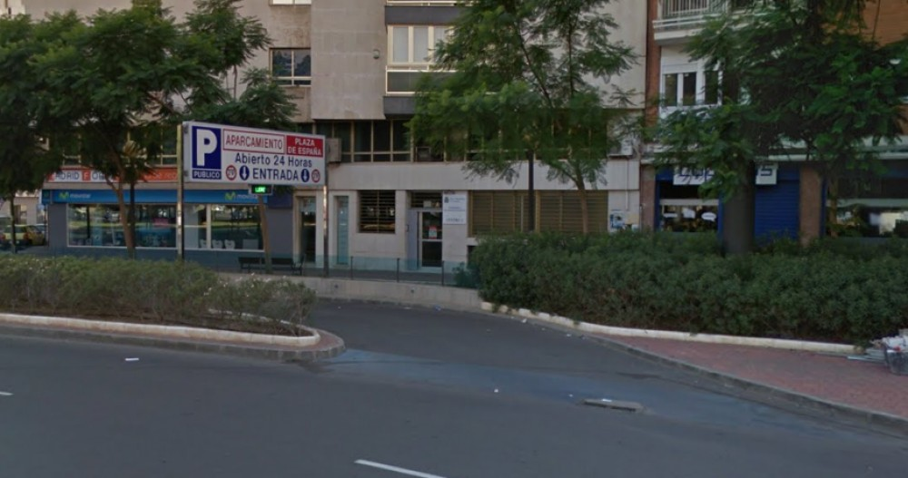 Aparcar en Parking Alameda-Murcia