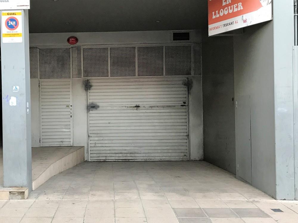 Parking San Martí (OFERTA: 10%dto)-Lleida(e)n aparkatu