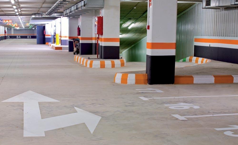 Parking Martí Grajales