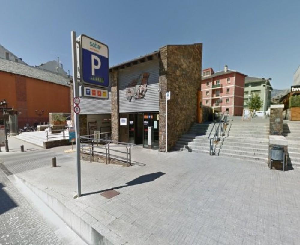 Plaza del Call, s/n-Girona(e)n aparkatu
