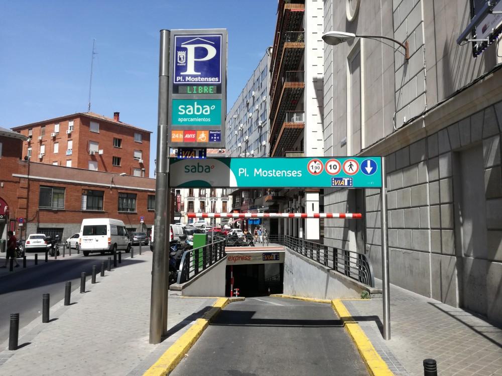 Plaza de los Mostenses (Gran Vía)