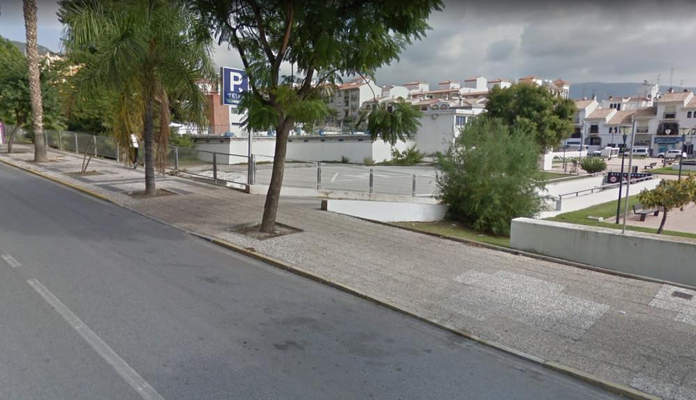 Parking Plaza Santa Ana - Hospital de Motril