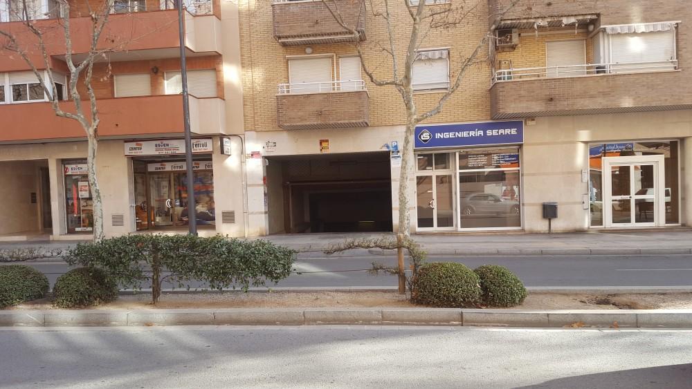 Aparcar en ElParking - Avenida paisos catalans 166-168-Tarragona