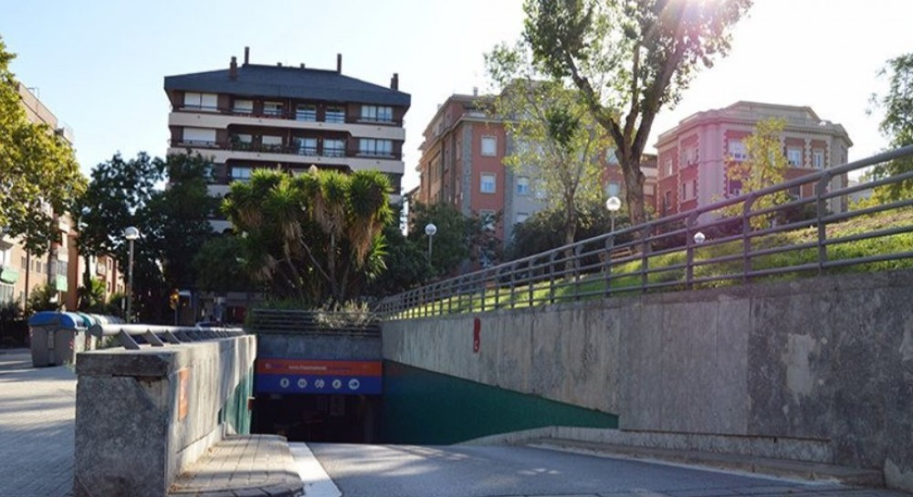 BSM Parking Ferran Casablancas
