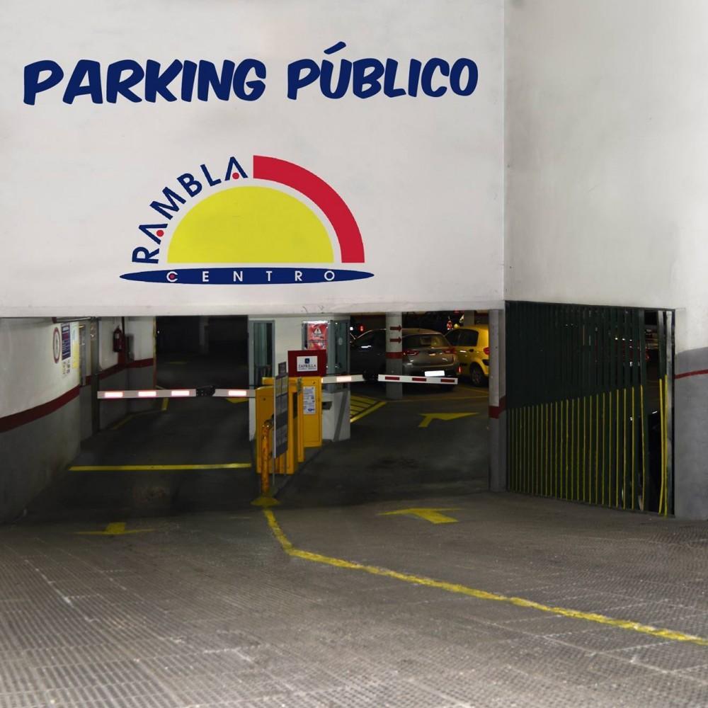 Aparcar en Parking Almansa Rambla Centro-Albacete