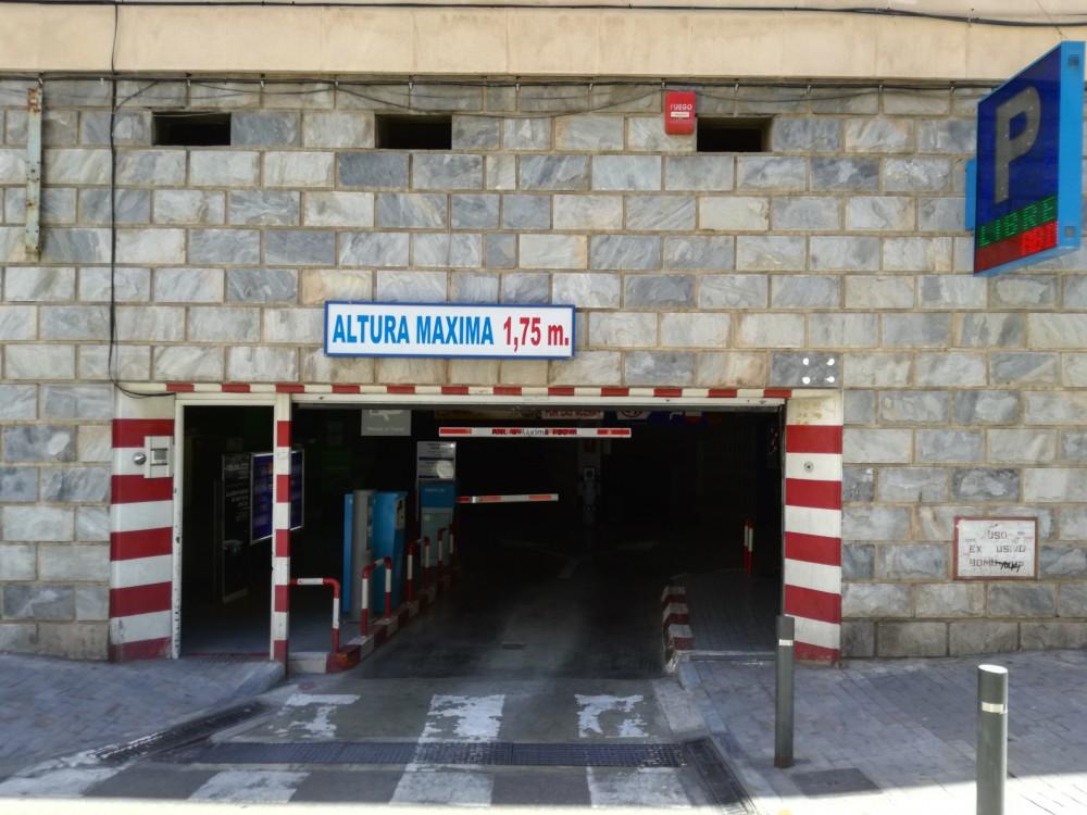 Aparcar en Parking Vibel-Murcia