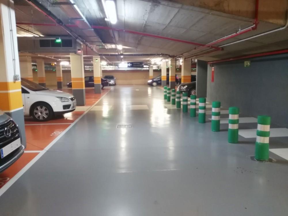 BSM Parking García Faría