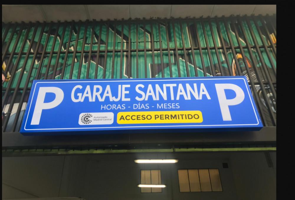 Garaje Santana