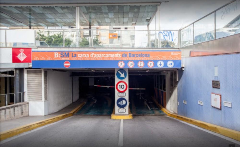 BSM Parking Porta Sarrià
