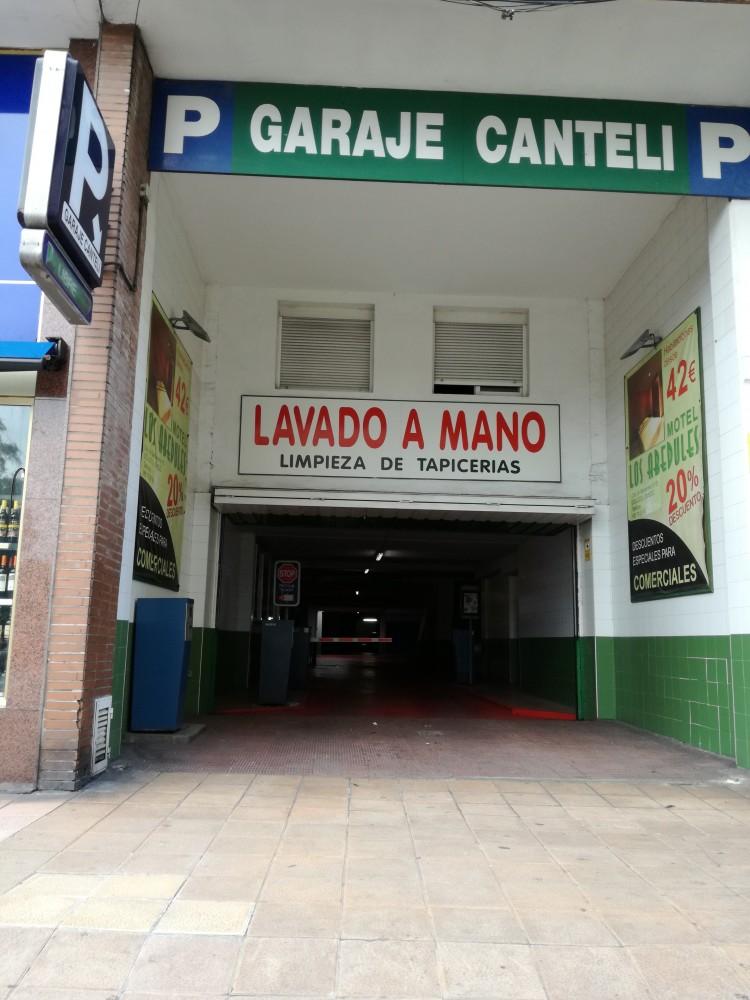 Aparcar en Garaje Canteli-Asturias