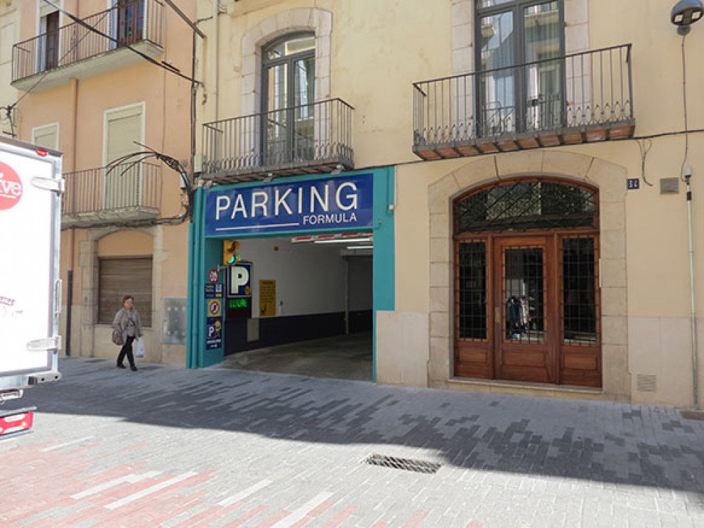 Parking Fórmula
