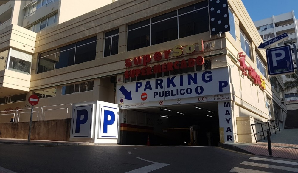 Aparcar en Parking Mayar-Málaga
