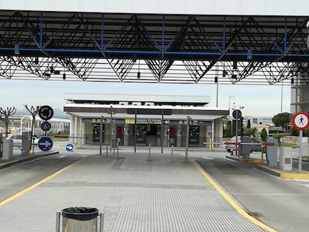 Park in Aeropuerto Barcelona- El Prat T1-Barcelona