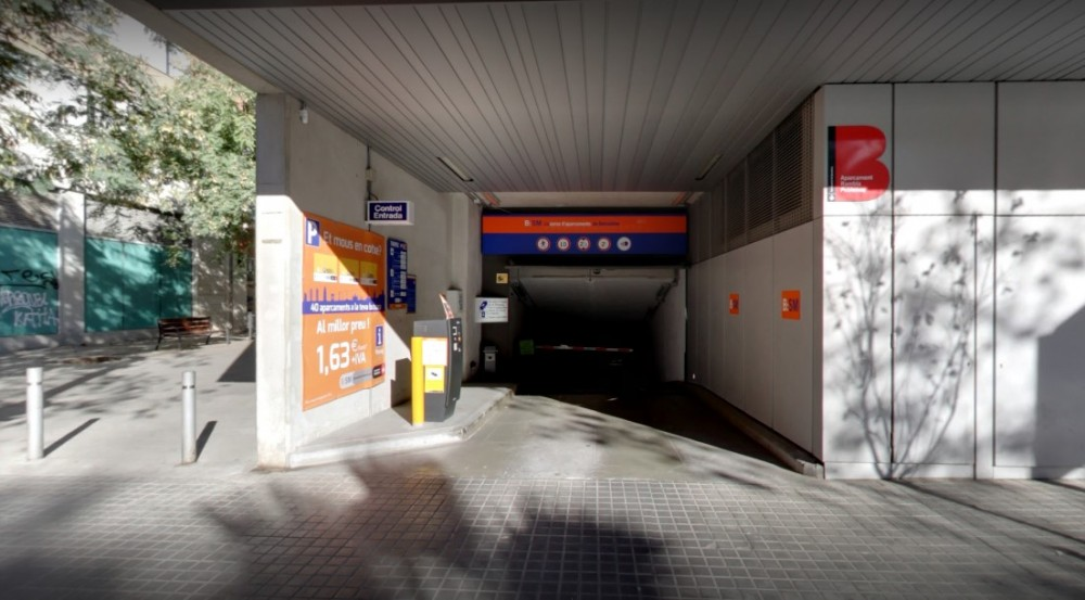 BSM Parking Rambla Poblenou