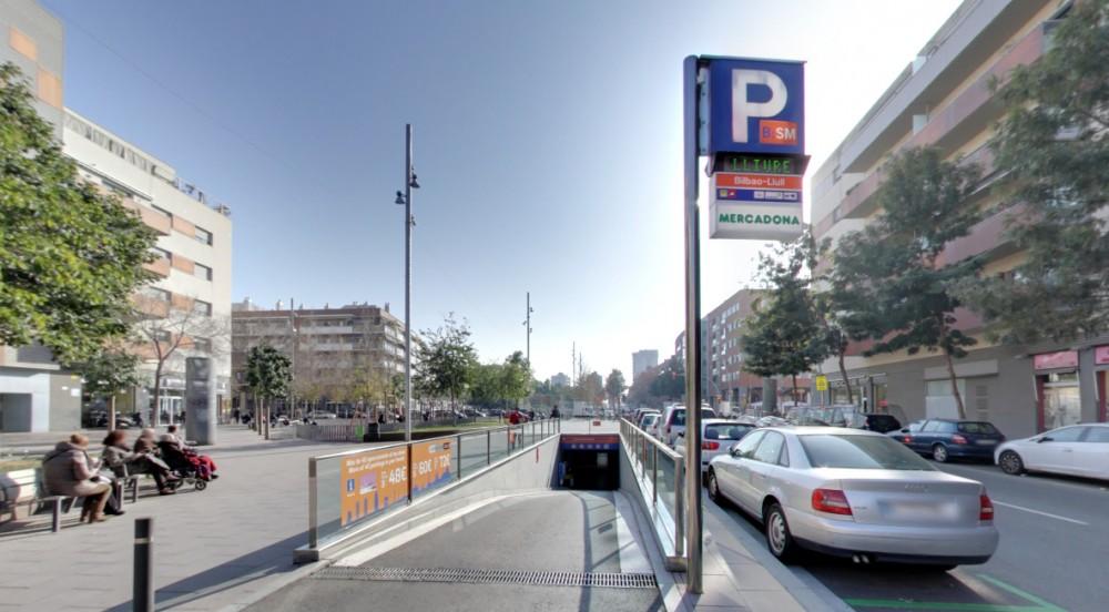BSM Parking Bilbao-Llull