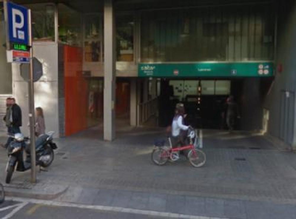Aparcar en Calle de Londres, 56-Barcelona