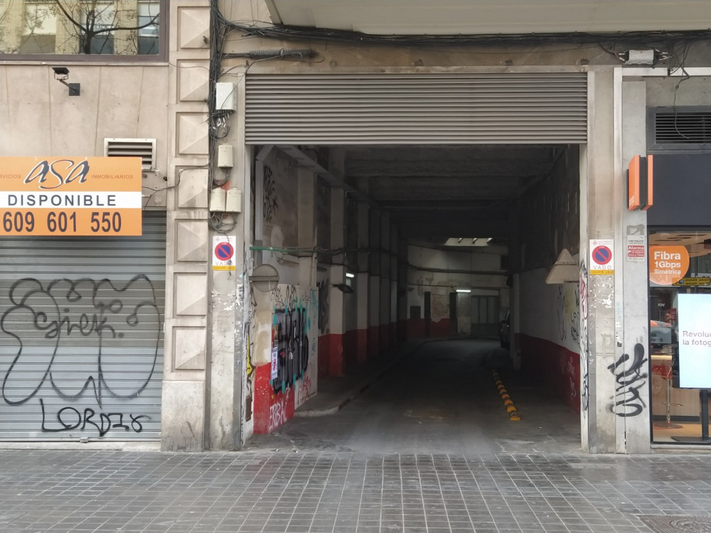 ElParking Calle de Játiva, 4