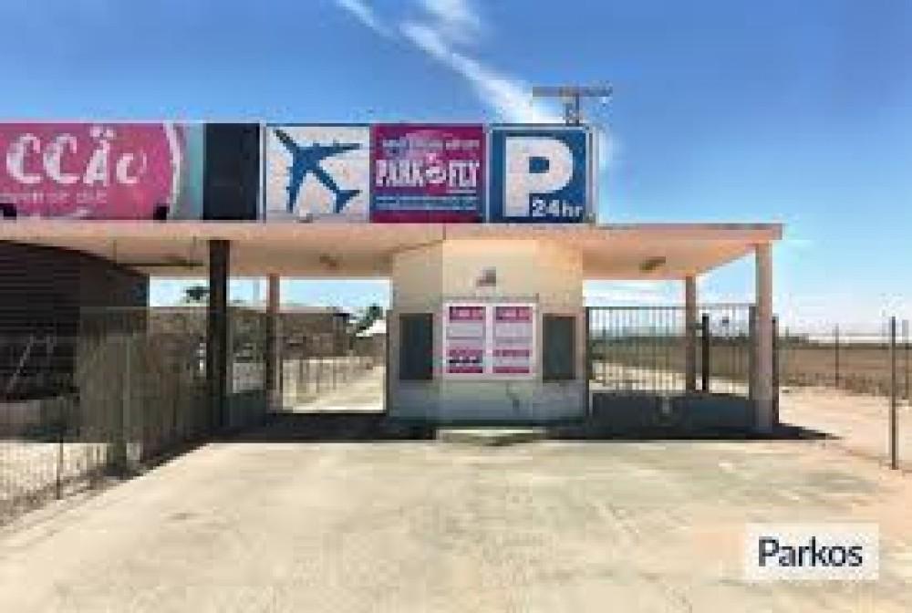 Park and Fly Murcia