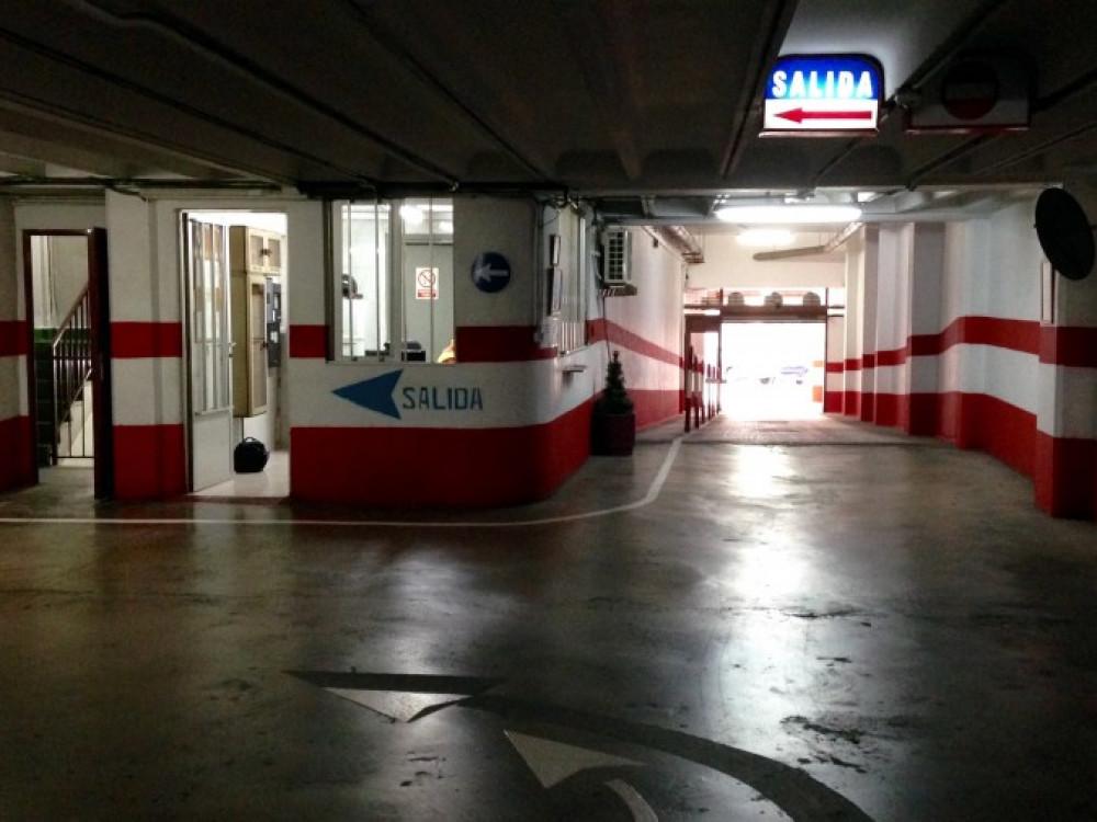 Parking Marvá 5