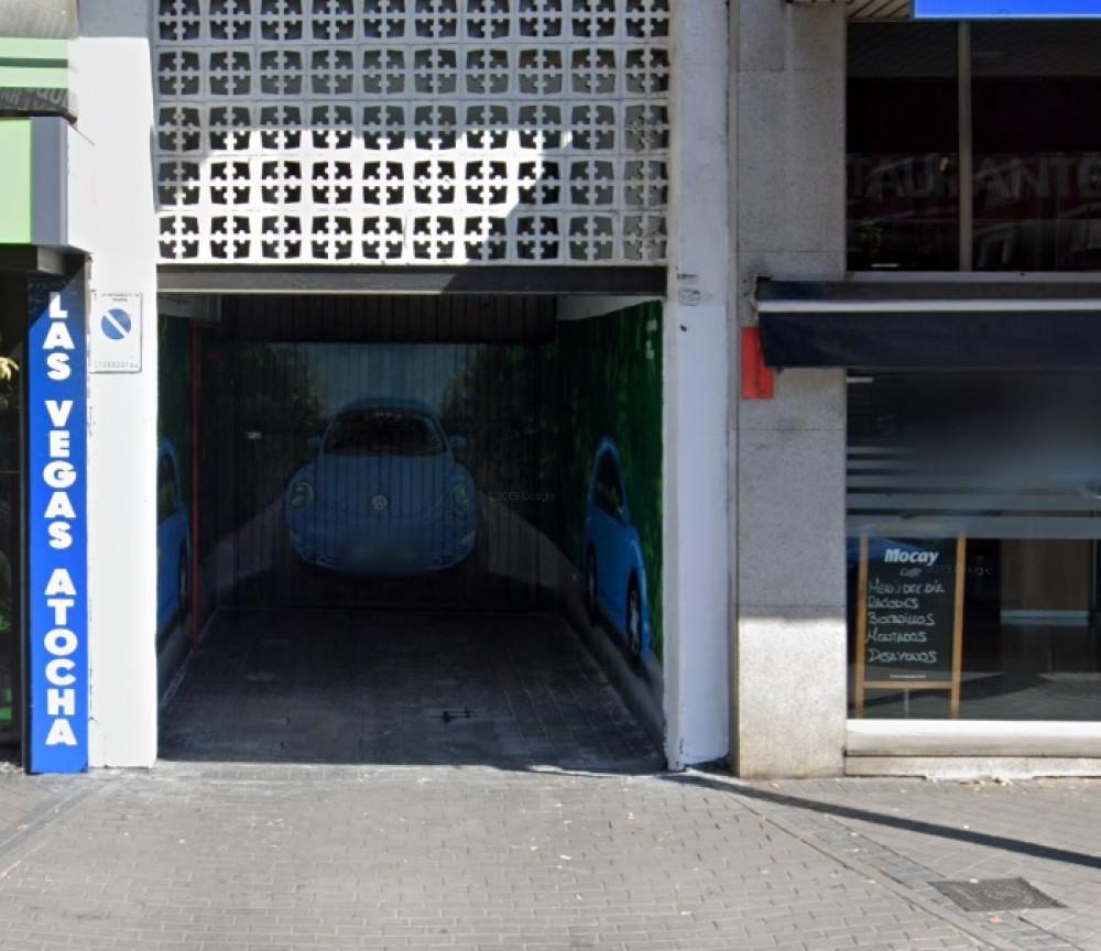 ElParking  Calle Ronda de Atocha 12