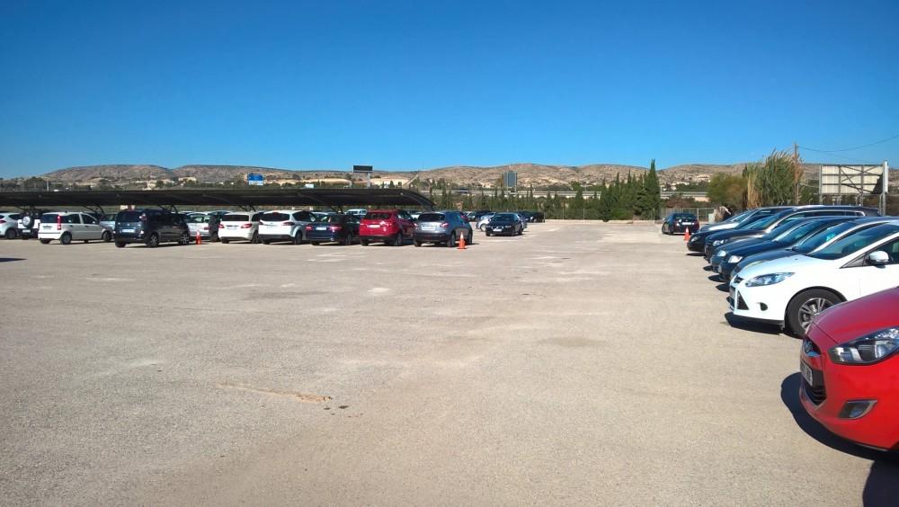 Aparcar en V.I.P. Parking Alicante-Alicante