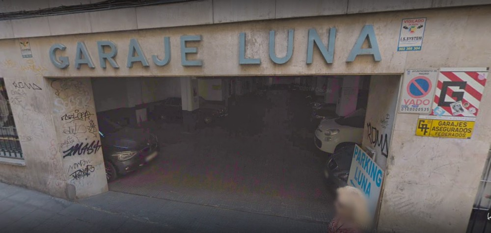 Garaje Luna