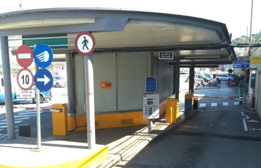 BSM Parking Encants