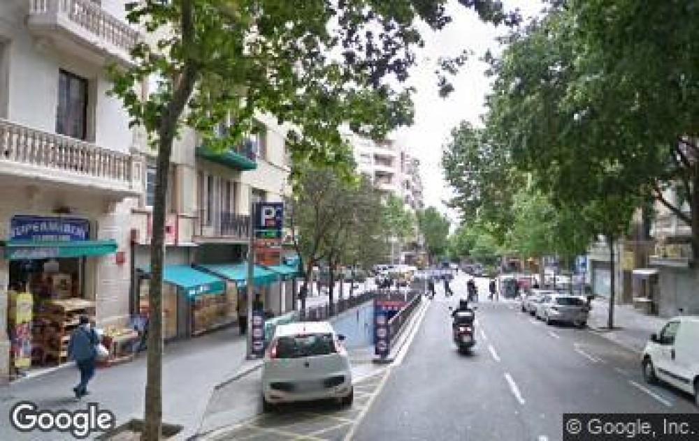 BSM Parking Avenida Gaudí