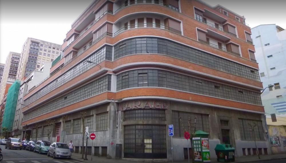 Garaje San Mamés