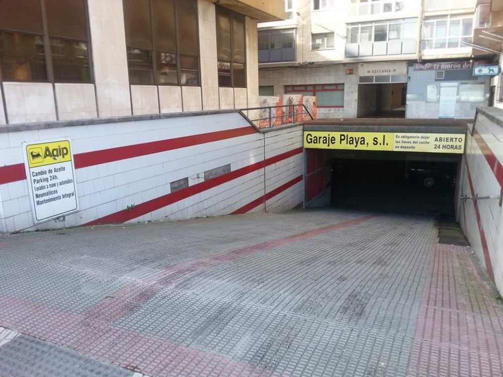 Aparca a Garaje Playa-Asturias