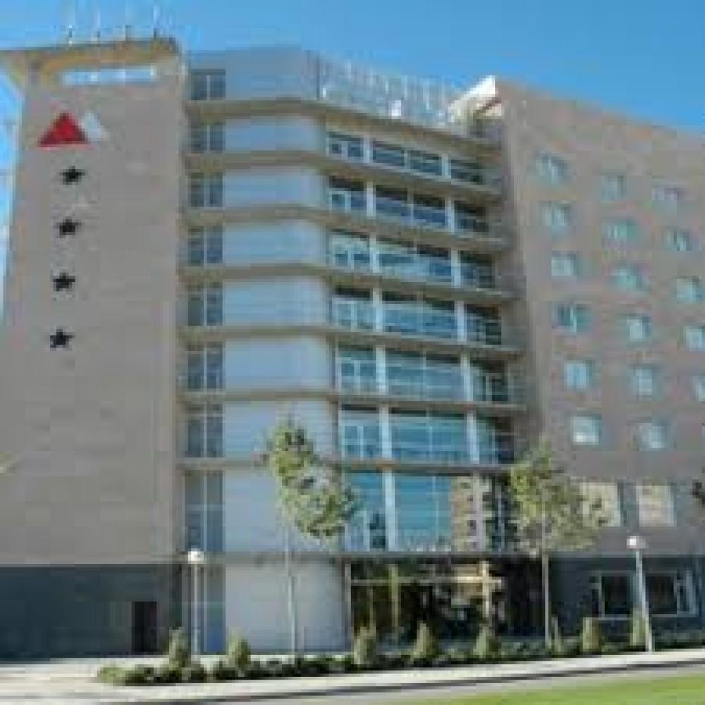 Parking Hotel Mercure Atenea Aventura