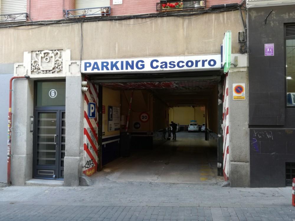 Parking Cascorro