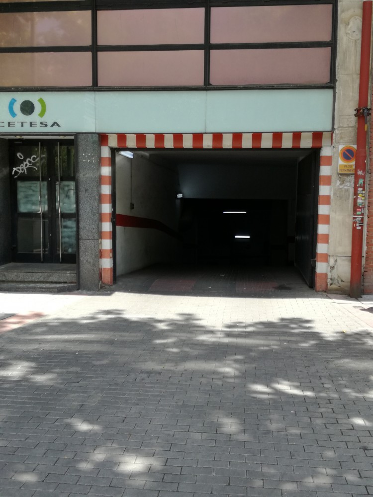 Aparca a Parking LAVParking-Madrid