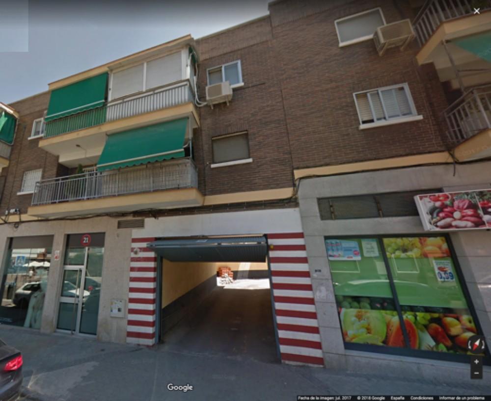 ElParking Calle De Gonzalo De Cespedes 2-Madrid(e)n aparkatu