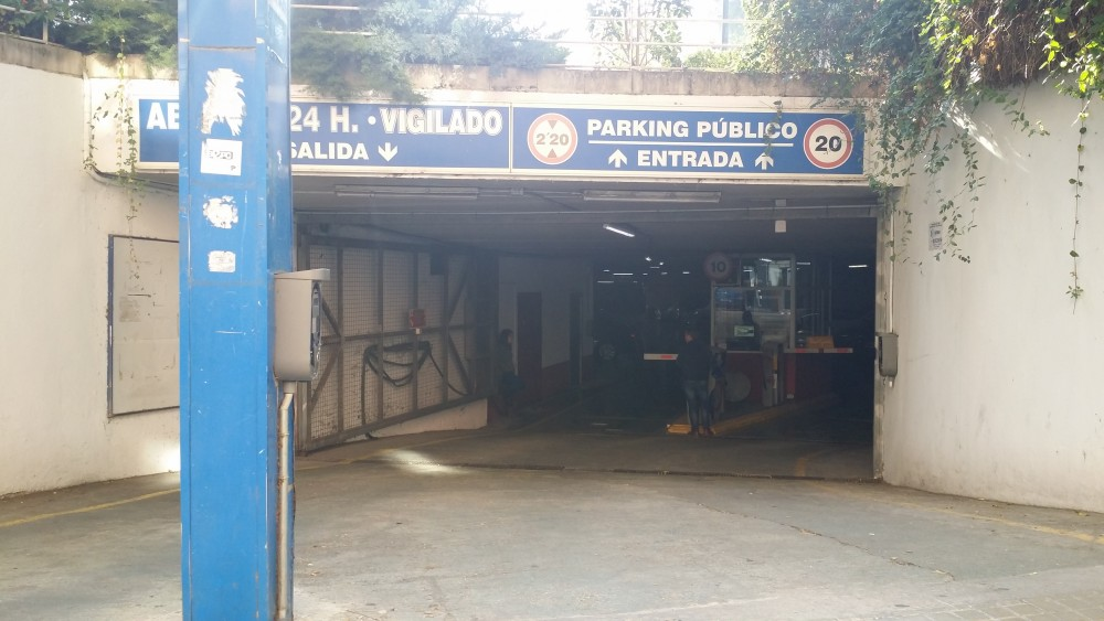 Aparcar en Parking Játiva-Valencia