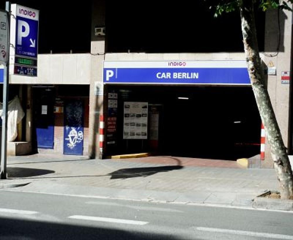 Aparcar en Holapark - Estación Sants Barcelona-Barcelona