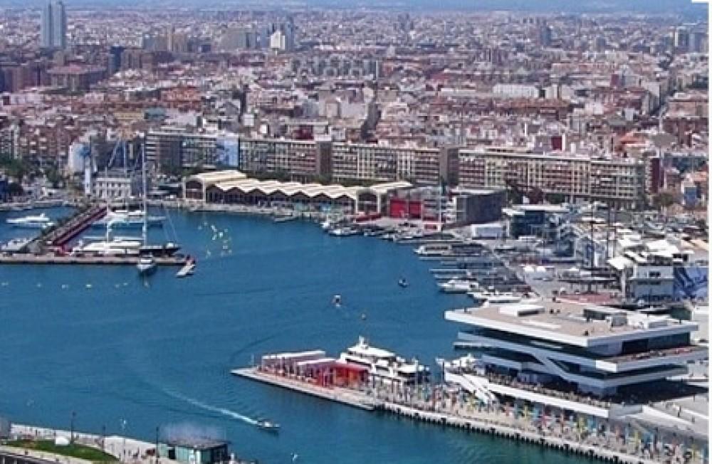 Park in Viparking Puerto de Valencia-Valencia