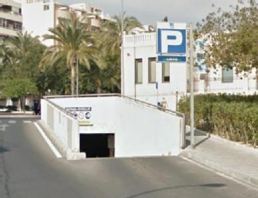 Aparcar en Parking Lopez Osaba-Alicante