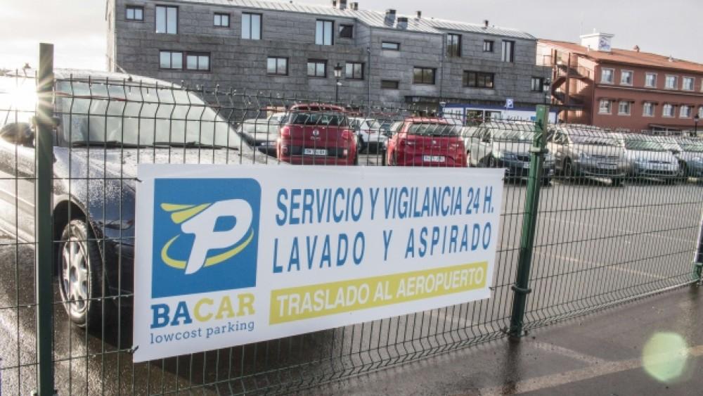 Park in Parking Bacar-A Coruña