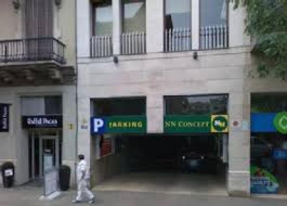 Aparcar en NN Concept-Barcelona