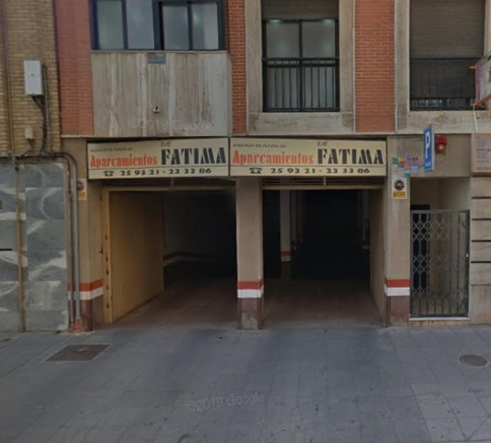 Parking Fátima