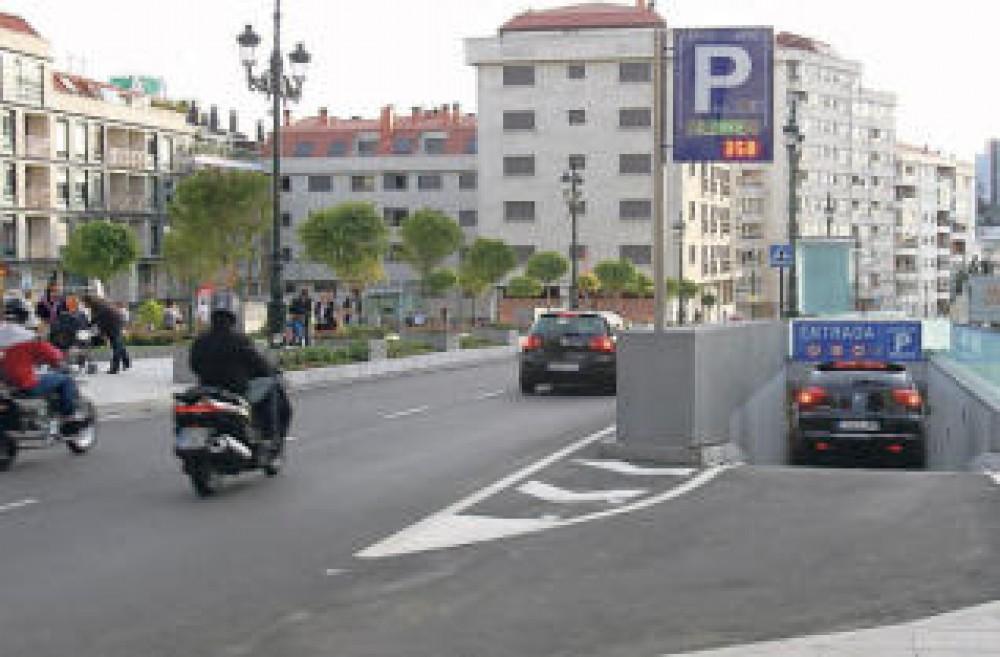 Park in Plaza de Pintor Colmeiro, s/n-Pontevedra