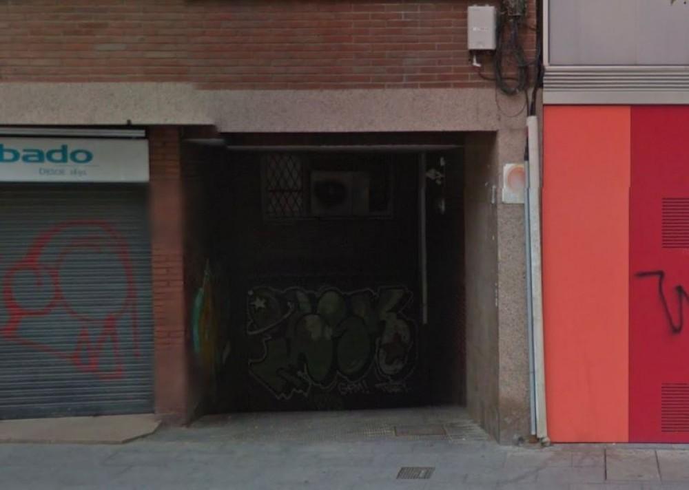 Aparcar en ElParking Avda. de Roma, 110-Barcelona