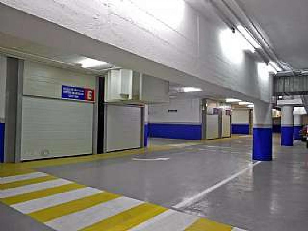 Parking Palau Nou