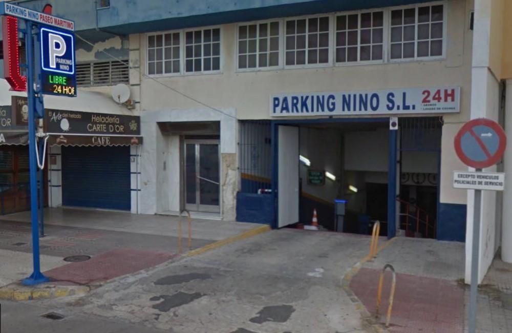 Parking Nino - Paseo Marítimo