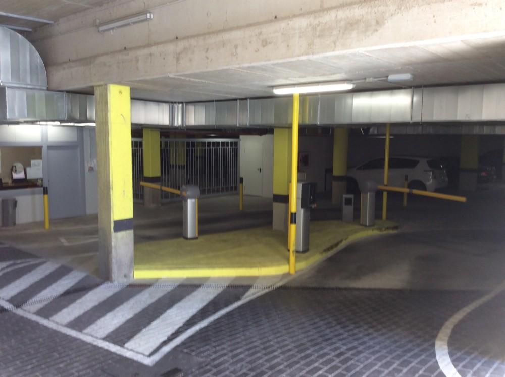 Aparcar en Parking Justicia-La Rioja