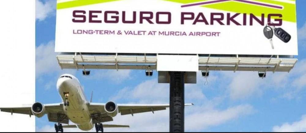 Aparcar en Parking Seguro Murcia-Murcia